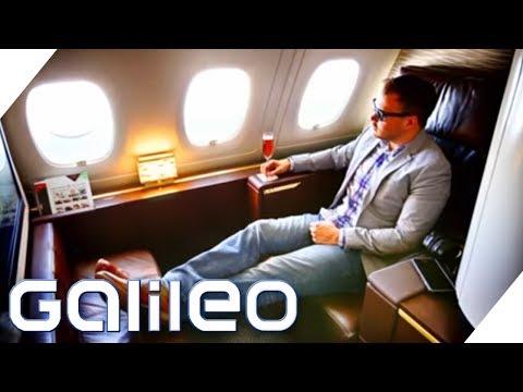 Günstiger Luxus-Urlaub: Diese beiden zahlen nur ein Viertel der Kosten | Galileo | ProSieben