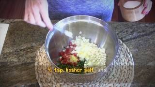 How to Make: Cauliflower Tabbouleh