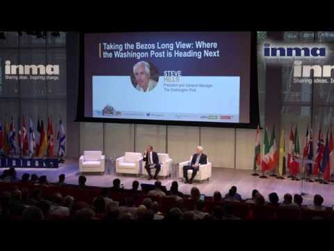 Steve Hills - Washington Post - INMA World Congress NY, USA 2015