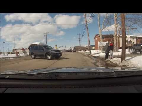 Bad Drivers in Springfield Illinois #11 Compilation