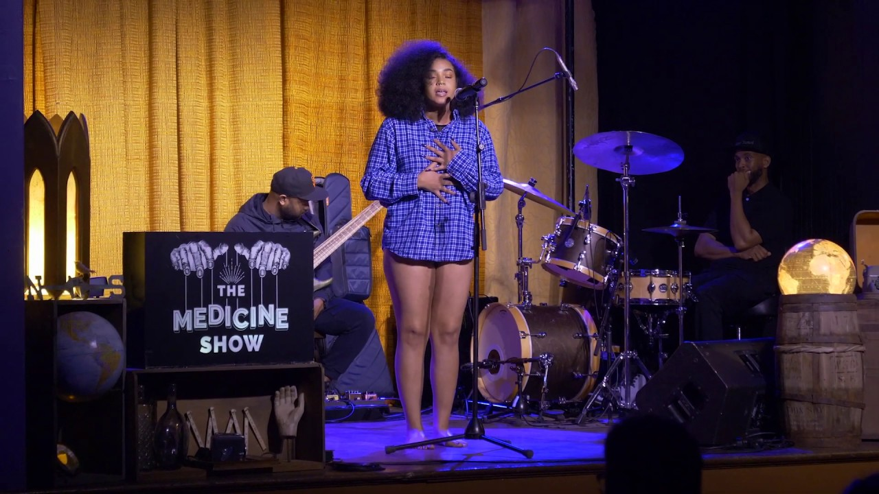 "The Medicine Show: Oakland Edition 2019 - ""HER PLACE IS IN"""