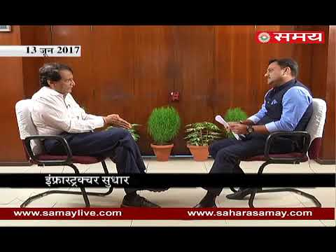 Some excerpts from an interview of Railway minister Suresh Prabhu on June 13, 2017