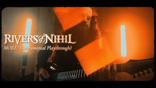 Rivers of Nihil – MORE? (Instrumental Playthrough)