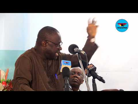 Some religious practices causing fear and panic in Ghana - Dr Kwesi Aning