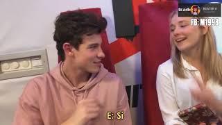 Shawn Mendes, entrevista (sub español) Fan Q&A NRJ Suecia
