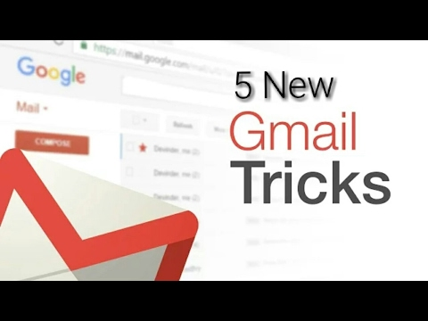 5 Cool Gmail Tricks You Did Not Know About