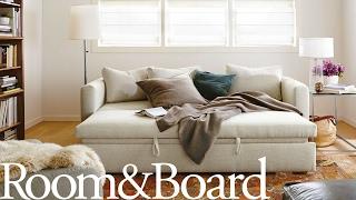 Oxford Pop-Up Platform Sleeper Sofa