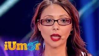 Gabriela Mirsolescu a venit la iUmor ca să-și plătească ratele la casă