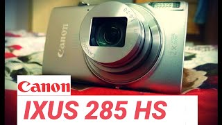 Canon IXUS 285 HS Review!