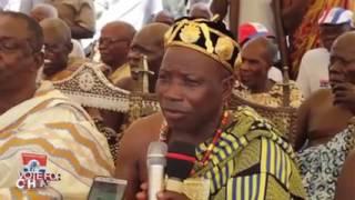 Nana Akufo-Addo Campaigns in Krachi East