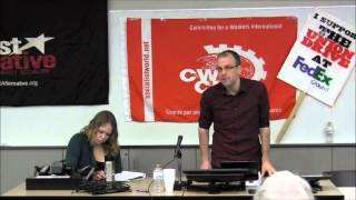 Revolt Against Capitalism in Europe - Stephan Koch (SOCIALIST MINNESOTA CONFERENCE 2012)