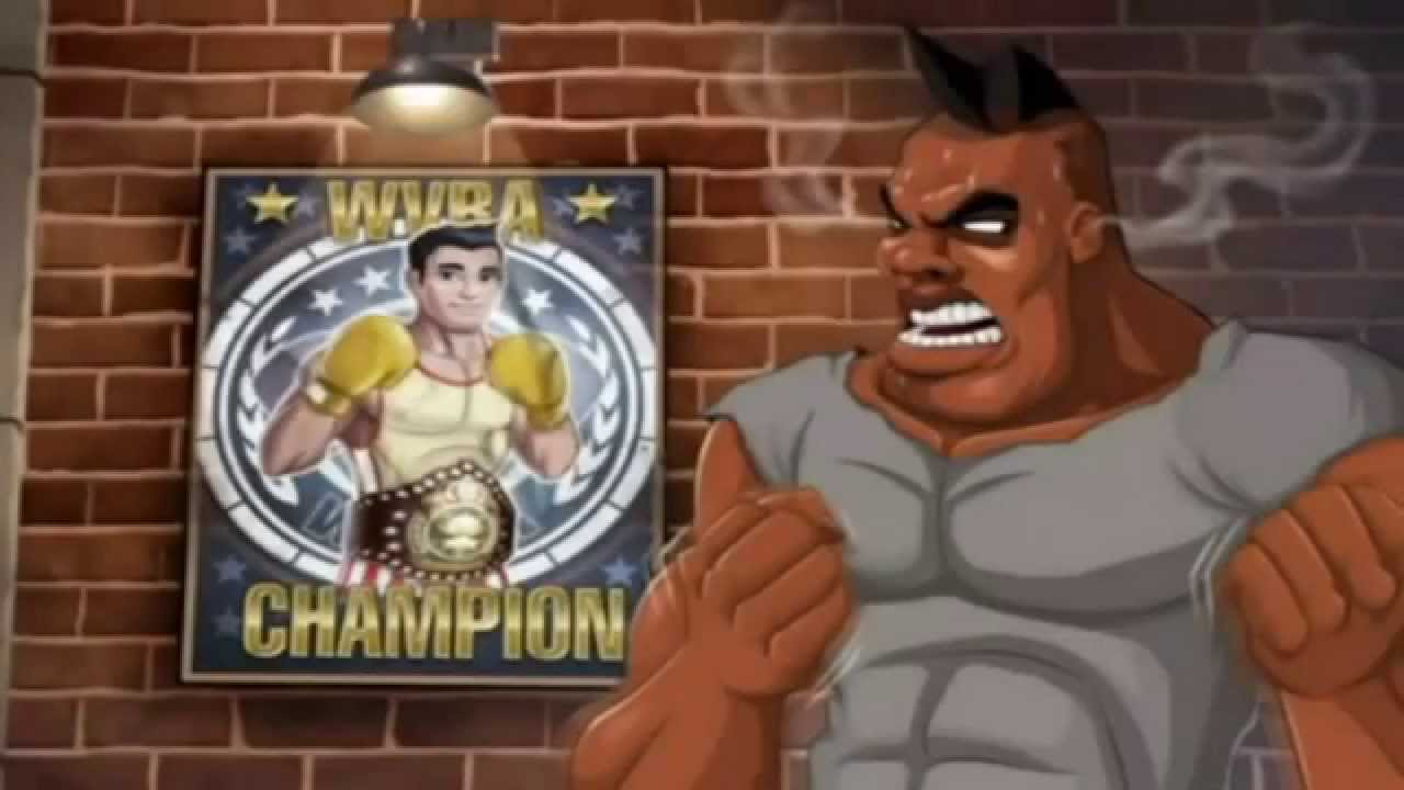 Punch-Out!! Wii - All Character Intros (HD)