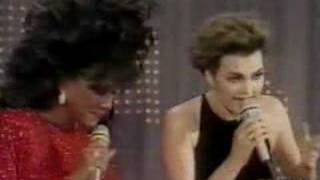 Patti LaBelle & Anna Oxa - Imagine