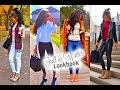 Fall & Winter Lookbook 2015    Outfits of the Week