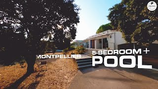FPV FLY-THROUGH South of France Home with POOL