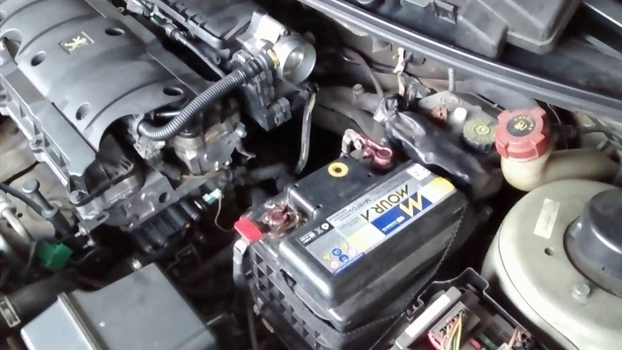 Пежо ошибка p1153 | Peugeot