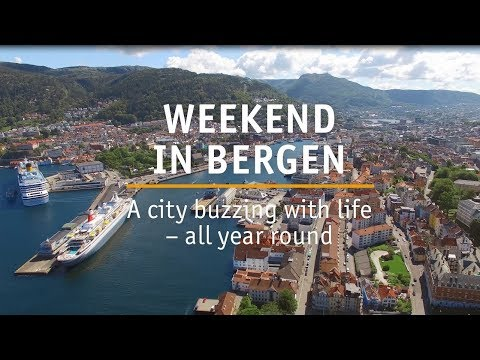 Weekend in Bergen, Norway (English)