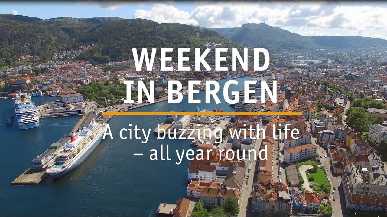 Thumbnail: Weekend in Bergen, Norway (English)