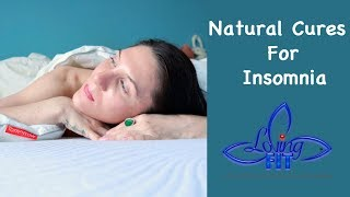 Insomnia? Trouble Sleeping? My Holistic Natural Approach!