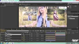 Tutorial After Effect  Simple Slide Photo Elegant (Indonesia)(Make ordinary photos into video , such as the effect prewed ( Membuat foto biasa menjadi Video , seperti effect prewed ) ., 2015-12-05T06:58:27.000Z)