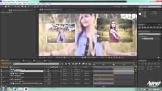 Tutorial After Effect  Simple Slide Photo Elegant (Indonesia)(Make ordinary photos into video , such as the effect prewed ( Membuat foto biasa menjadi Video , seperti effect prewed ) ., 2015-12-05T06:58:27.000Z)