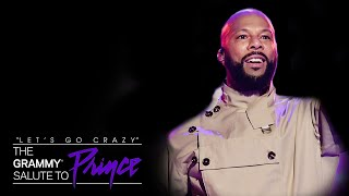 """Watch Common & Sheila E. Perform """"Sign 'O' The Times"""" 