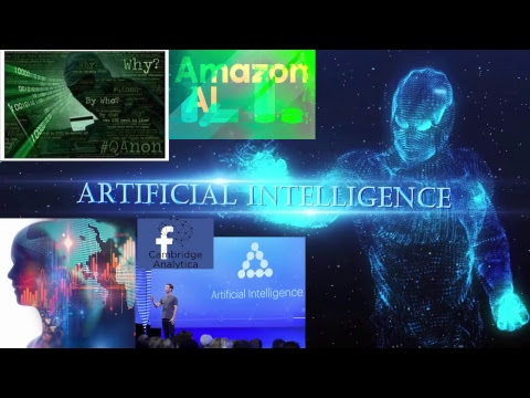 Andrew Bartzis - AI Influence in Our World Pt5 - Rogue Mechanical AI, Money System Love Virus