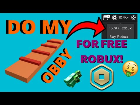 Este Obby Te Da Robux Gratis Sofii Ty 23 By Sofi Roblox 23 Obby Gives U Free Robux If U Complete It October 2020 Working Youtube