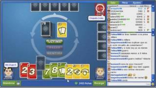 Como hacer divertido un juego de cartas / CHUPATE 2 /