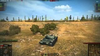 Type 59 - Затащил бой, командир от бога! (КБ).