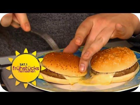 FERTIGGERICHTE im Test | SAT.1 Frühstücksfernsehen