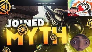 So I Joined @MythGaming [Follow up video] + 5 Clips [FFA Killchain]
