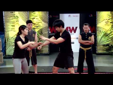 Martial Warrior ชิงฝันแอ็กชั่นสตาร์ - EP.4 (2/6) ตอน มวยไทยไชยา [11 พ.ค.57] HD