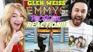 Glen Weiss - EMMYS PROPOSAL REACTION!!!
