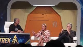 The Next Generation Panel (Part 3 out of 3) at the 2016 Star Trek Convention
