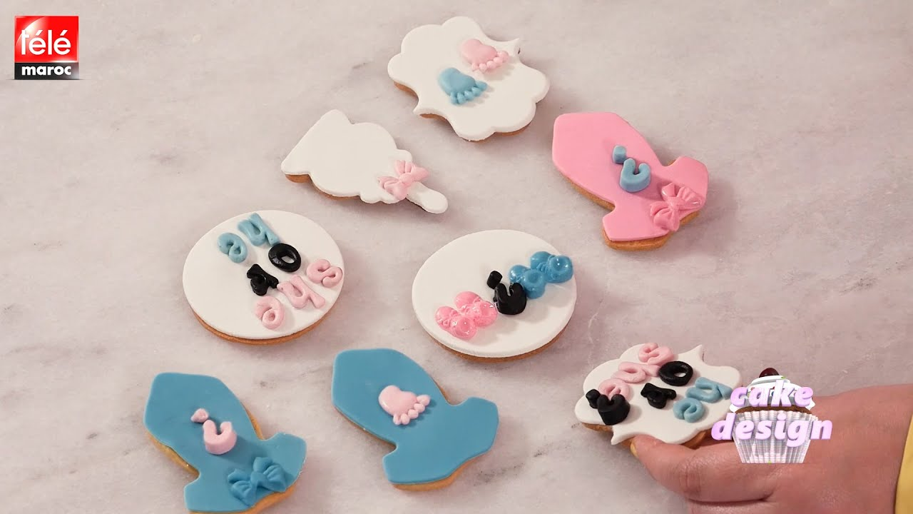 كيك ديزاين : حلوى السابلي الخاصة بمناسبات الولادة وحفلات العقيقة