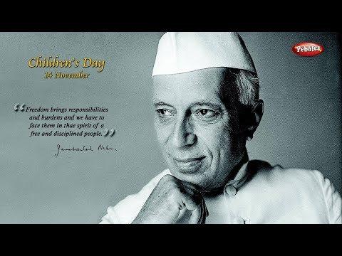 Bal Din || Children's Day || 14 November || Birthday of Pandit Jawaharlal Nehru || Baal Din