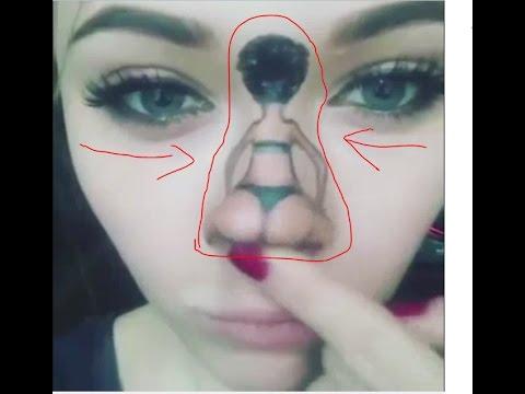 nose butt