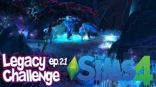The Sims 4 - Sfida dell'eredità #21 - Andiamo nello spazio