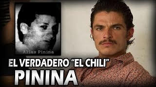 """Alias """"PININA"""" el JEFE MILITAR de Pablo Escobar (SU HISTORIA)"""