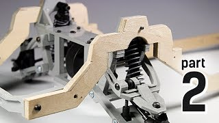 Plywood Frame and Battery Mount - 1/6 Chassis Part 2 thumbnail