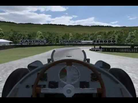 rfactor auto union donington 1937 youtube. Black Bedroom Furniture Sets. Home Design Ideas