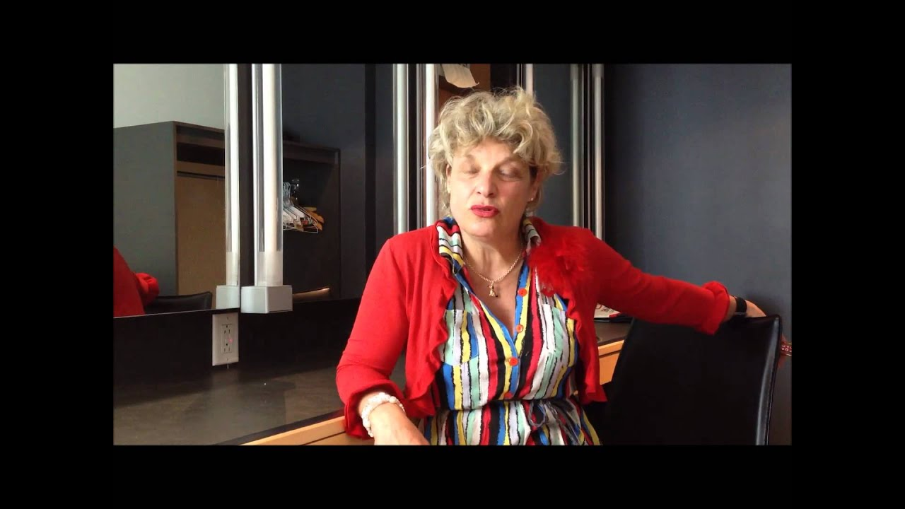 Dans les coulisses de Dramaturgies en dialogue avec Johanne Fontaine-capsule#4.mp4 - YouTube