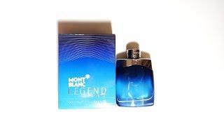 Mont Blanc Legend Special Edition 2014 Review