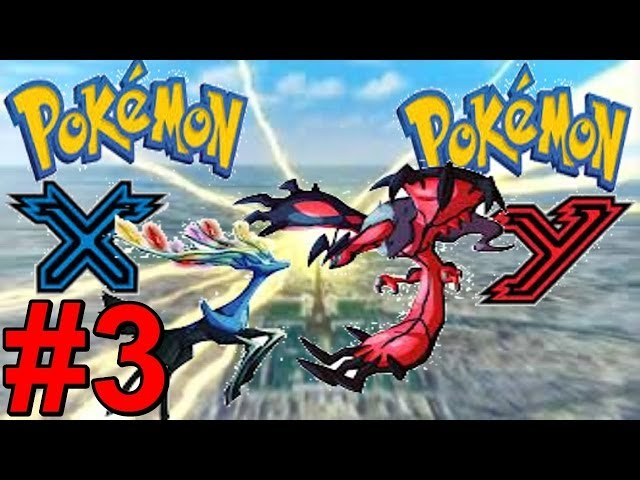 Guia Pokemon X/Y (Parte 3: Violeta y sus bicharracos) Videos De Viajes