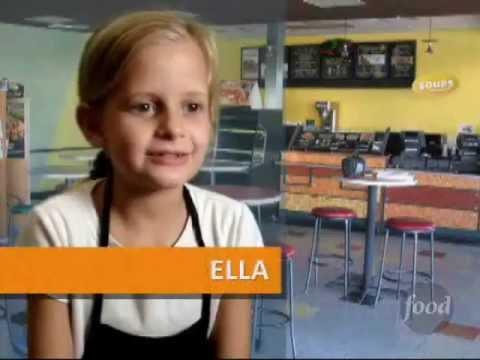Food Network's Chopped Kids