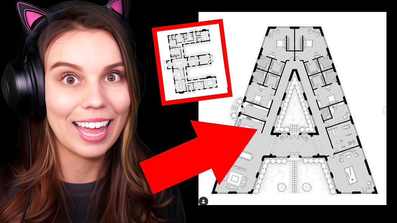 Sims Alphabet Build Challenge Tricky Youtube