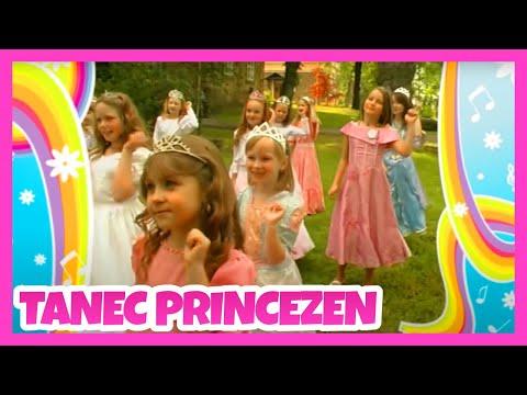 Míša Růžičková - Tanec princezen (Cvičíme s Míšou - plná verze)