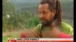 One Love Family - Jornal da Noite SIC - 26-03-2008