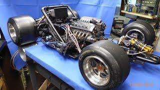 1/3 scale RC car Part 9
